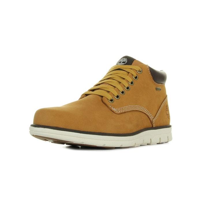Chaussures Homme Bradstreet Chukka Gore Tex Marron Timberland | La