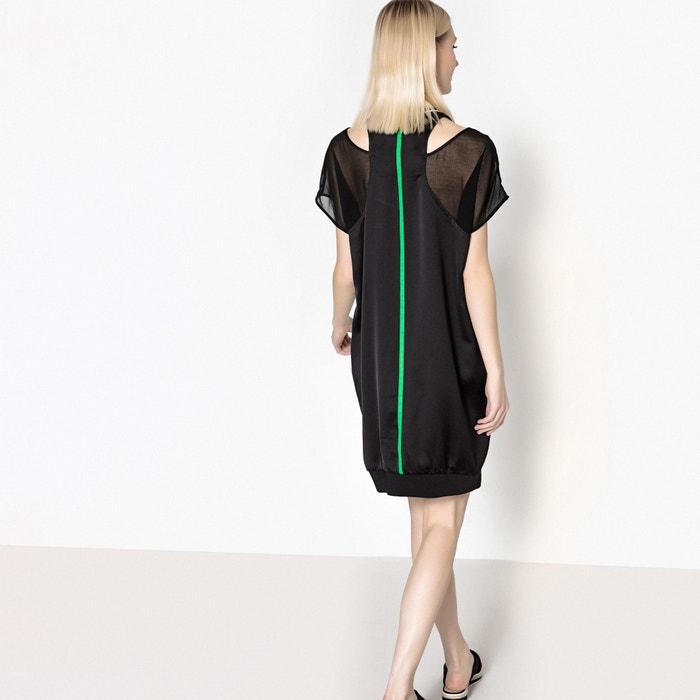 2 1 Collections en recto La Vestido Redoute liso ORWxRvtn