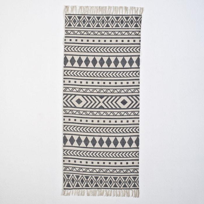 Tapis de couloir imprimé coton, Dyrole La Redoute Interieurs