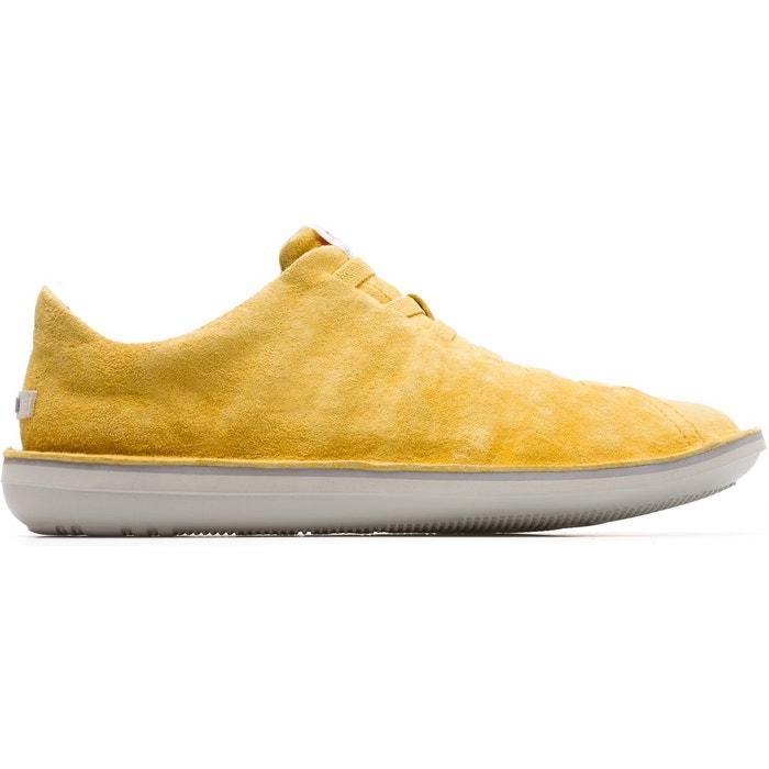 Camper Beetle  18751-063 jaune - Livraison Gratuite avec - Chaussures Baskets basses Homme