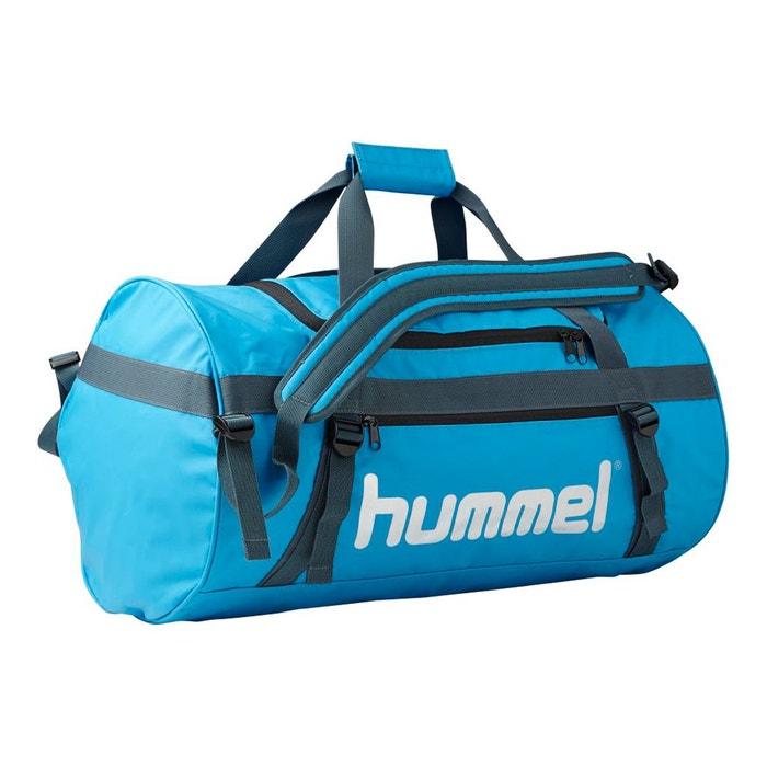 sac de sport tech sports bag 40961 2250 bleu fonc bleu hummel la redoute. Black Bedroom Furniture Sets. Home Design Ideas