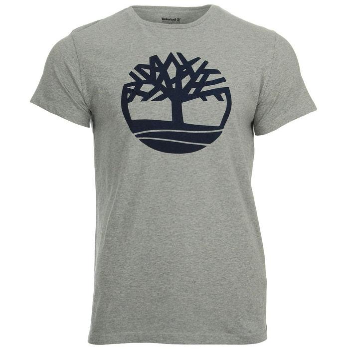 t shirt homme ss brand tree lin re gris bleu marine. Black Bedroom Furniture Sets. Home Design Ideas