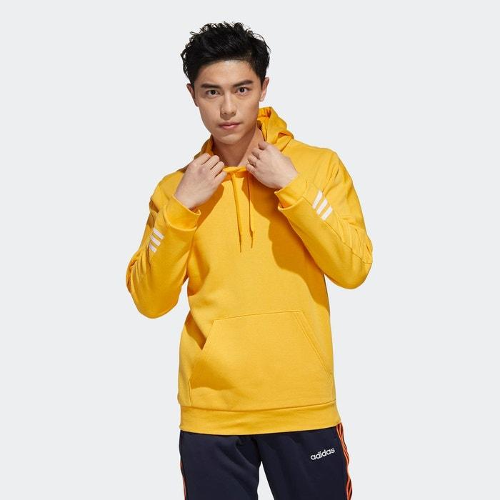 Intermedio Implacable Primitivo  Sweat-shirt à capuche essentials comfort jaune Adidas Performance   La  Redoute