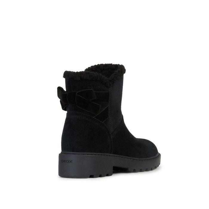 Kids Casey Waterproof Suede Boots
