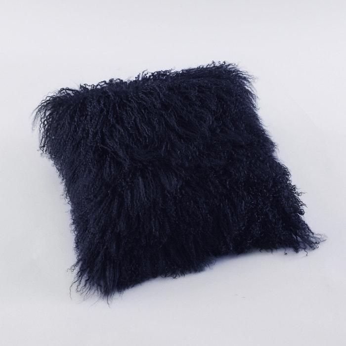 Funda para cojín de lana de Mongolia, Osia  La Redoute Interieurs image 0