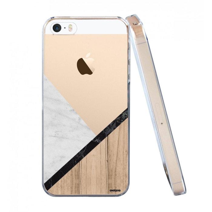 coque iphone 5 marbre rigide