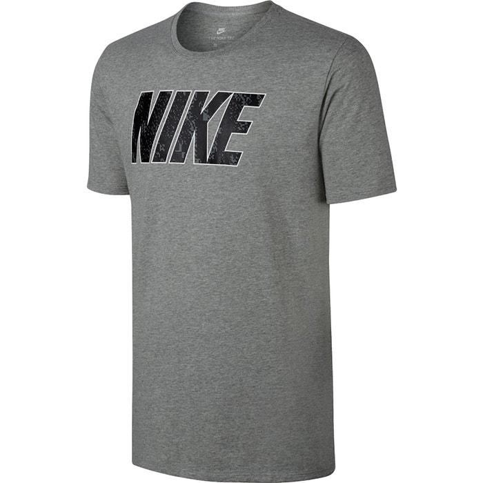 Image T-shirt scollo rotondo fantasia, maniche corte NIKE