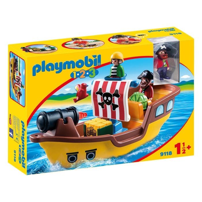 9118 Pirate Ship  PLAYMOBIL image 0