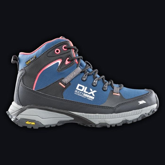 Chaussures de randonnée arlington  bleu nuit Trespass  La Redoute
