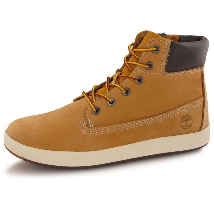 059286f4758 Boots davis square 6-inch marron Timberland