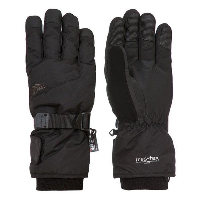 Ergon ii - gants ski unisexe - adulte Trespass   La Redoute 74ce552cc95