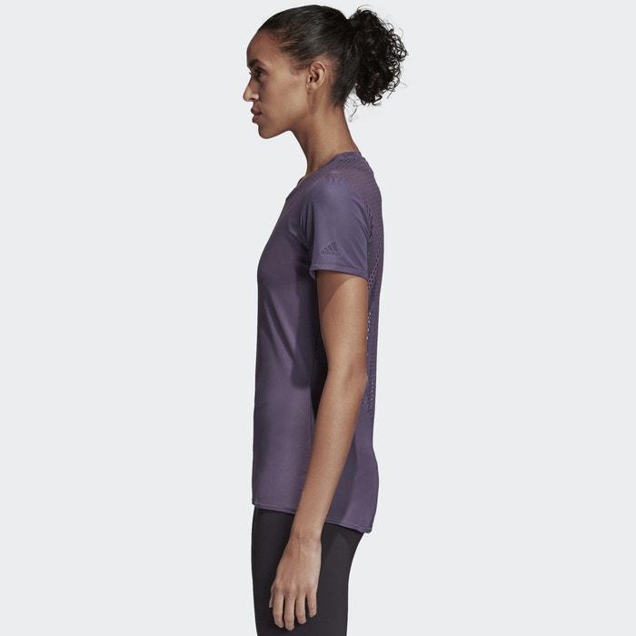 cuello ADIDAS corta redondo Camiseta manga PERFORMANCE de SqxqC1X