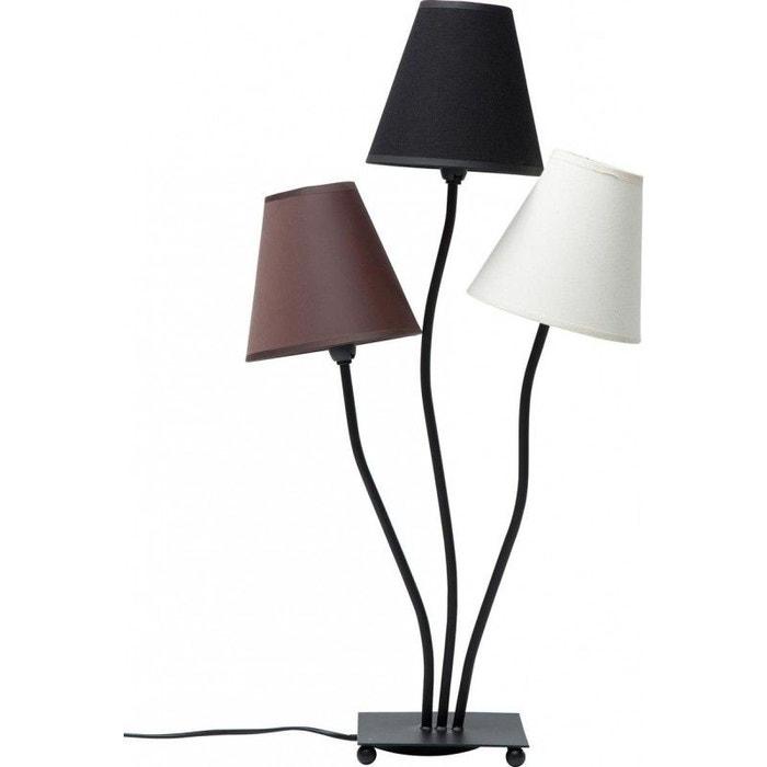 lampe de table flexible mocca tre kare design kare design la redoute. Black Bedroom Furniture Sets. Home Design Ideas