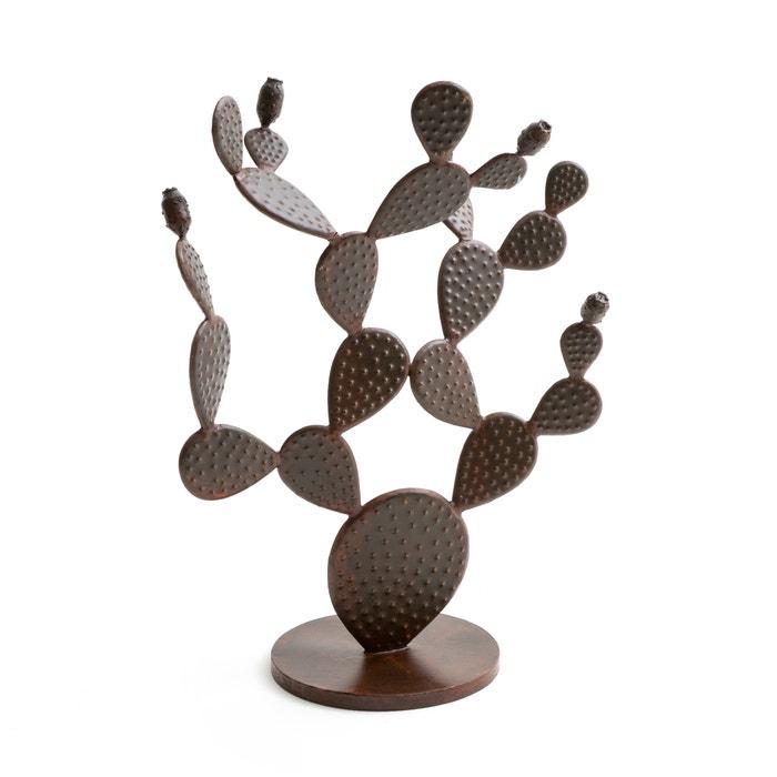 cactus t le rouill e h80 cm spilon rouille am pm la redoute. Black Bedroom Furniture Sets. Home Design Ideas