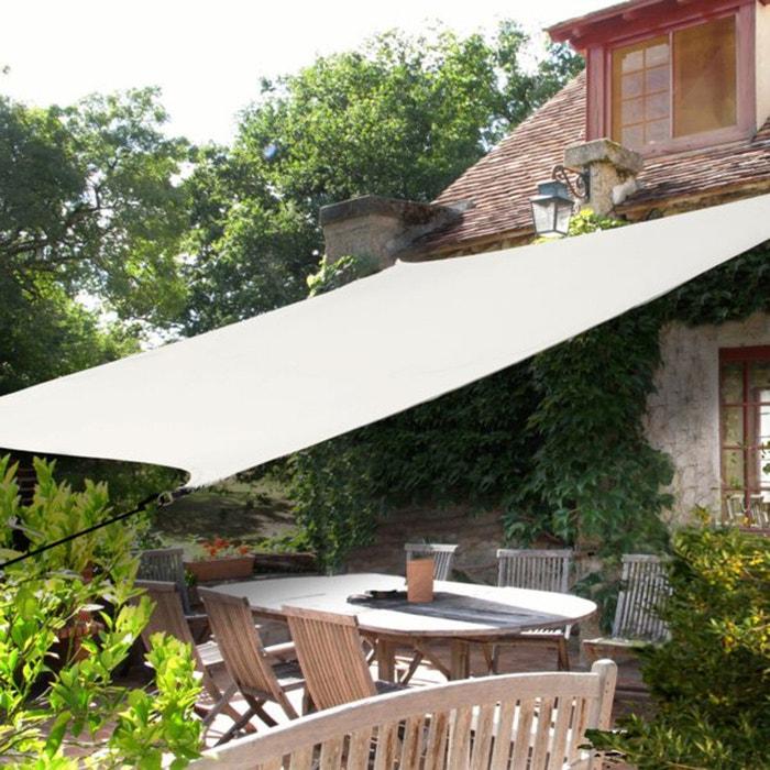 Rectangular Shade Sail  La Redoute Interieurs image 0
