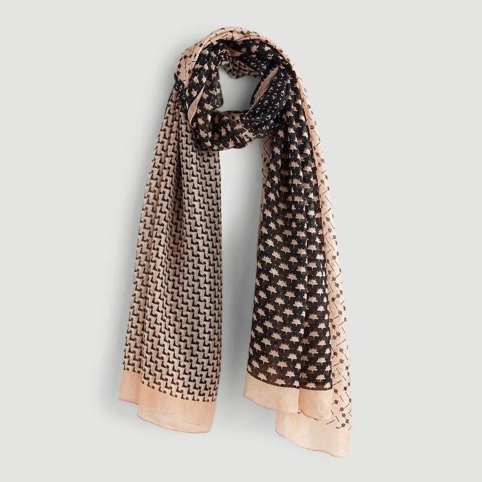 Etole en soie noir Monoprix   La Redoute 5668913637b
