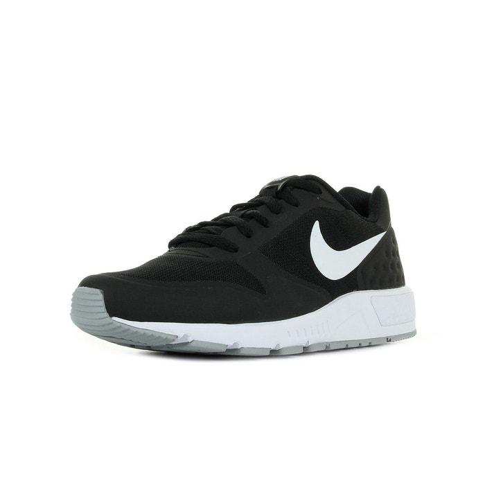 Nike NIGHTGAZER LW SE Noir - Chaussures Basket Homme