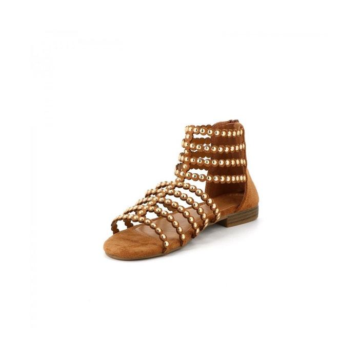 Sandales cloutées boiken Cassis Cote Dazur