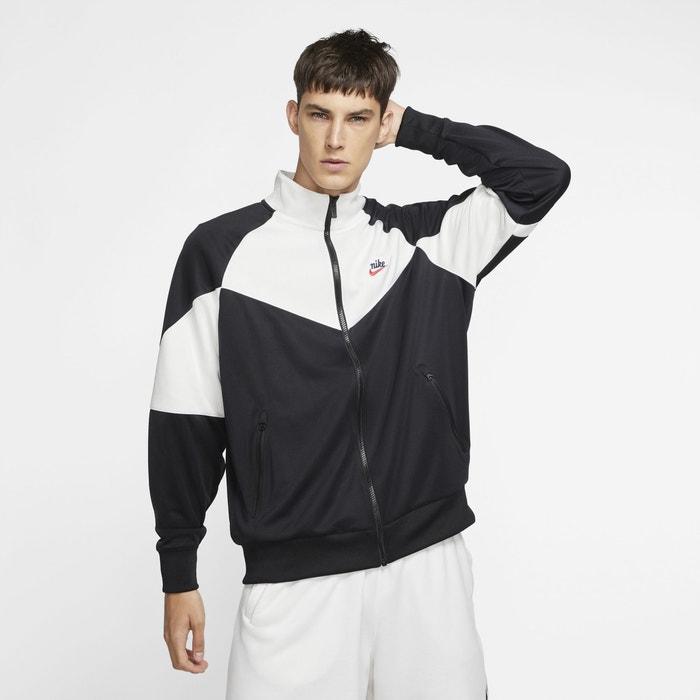 Giacca con cerniera e collo alto polyknit Nike | La Redoute