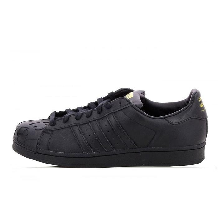 superstars adidas noir
