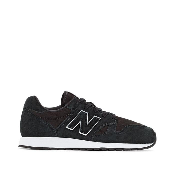 new balance noir cuir
