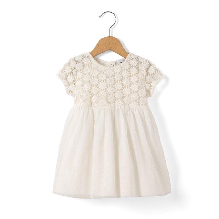 Imagen de Vestido de fiesta con encaje 1 mes - 3 años R mini