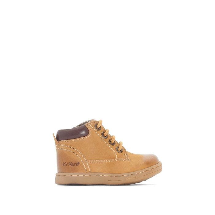 Boots cuir TACKLAND