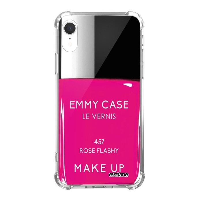 coque rose iphone xr silicone