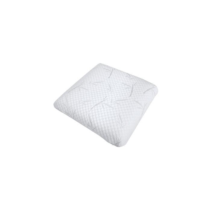 oreiller m moire de forme blanc home maison la redoute. Black Bedroom Furniture Sets. Home Design Ideas