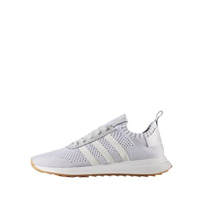 Basket adidas originals flashback primeknit - by9099 blanc Adidas Originals
