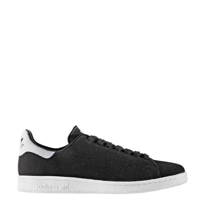 stan smith trainers black adidas la redoute. Black Bedroom Furniture Sets. Home Design Ideas