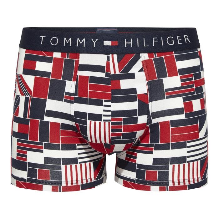 Bóxer de algodón estampado gráfico bandera Nuevo TOMMY HILFIGER - Moda Hombre SWJCBSF