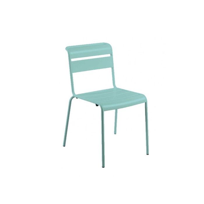 chaise de jardin design lutetia zendart design zendart la redoute. Black Bedroom Furniture Sets. Home Design Ideas