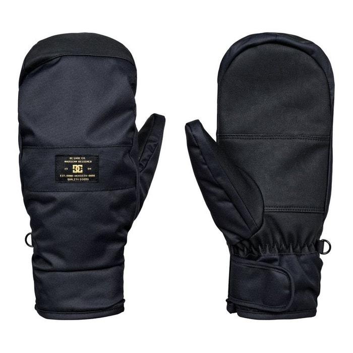 Moufles snowboard franchise black Dc Shoes | La Redoute Explorer En Ligne Package De Compte À Rebours De La Vente En Ligne M8qhd