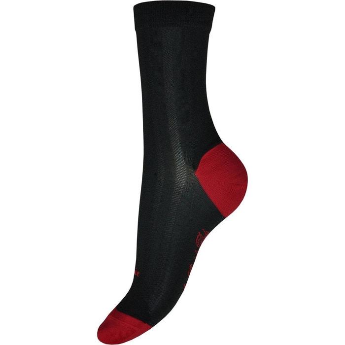 chaussettes en soie les indispensables noir berthe aux grands pieds la redoute. Black Bedroom Furniture Sets. Home Design Ideas