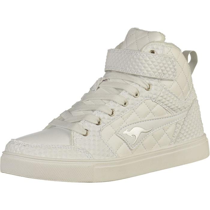 Sneaker blanc Kangaroos