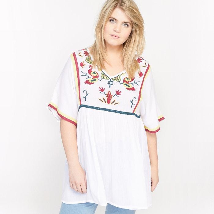 Блузки с вышивкой купить в москве