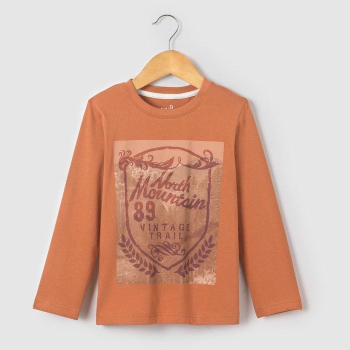 Image T-shirt manches longues ''vintage'' 3-12 ans abcd'R