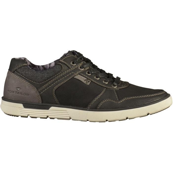 Sneaker noir Tom Tailor