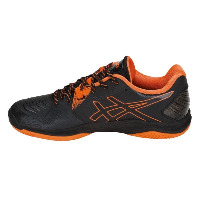 Chaussures Gel Redoute AsicsLa 7 Noir Blast Ff Orange 2HW9IED