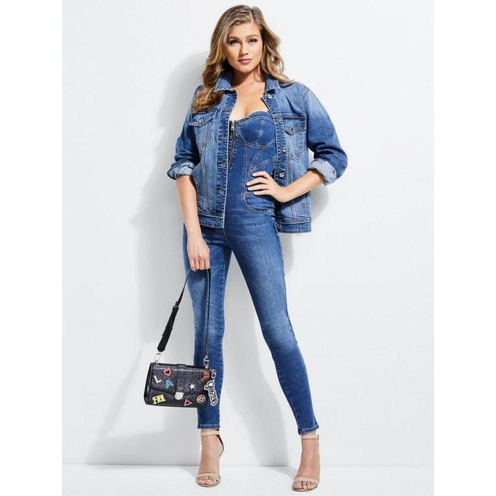 da2b8a6a291 Combinaison jean bleu Guess