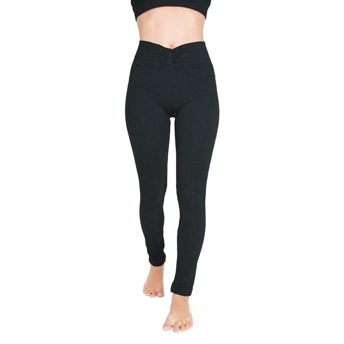 legging yoga coton