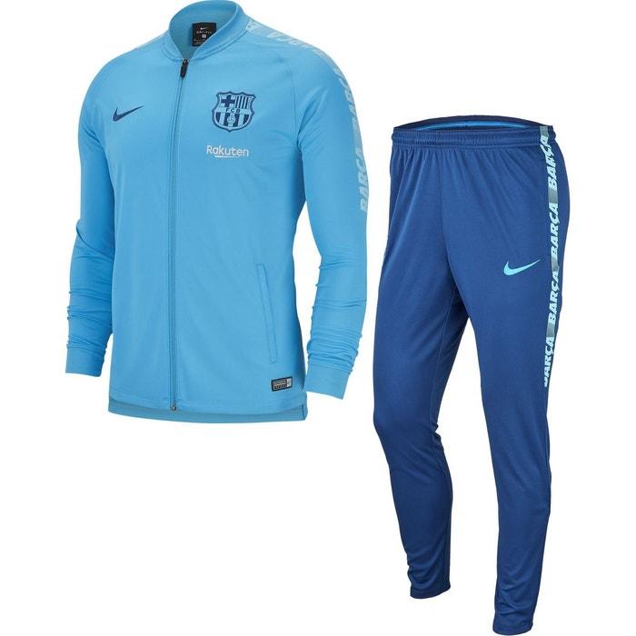 cc6dd40b8b9c Survêtement barcelone squad 2018-19 bleu Nike | La Redoute