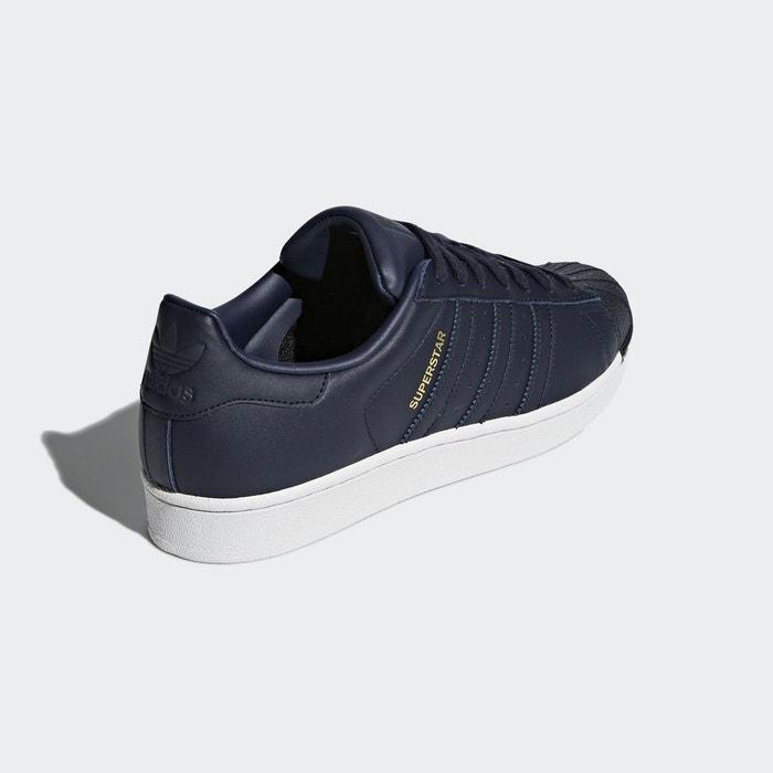 Chaussure superstar bleu Adidas Originals