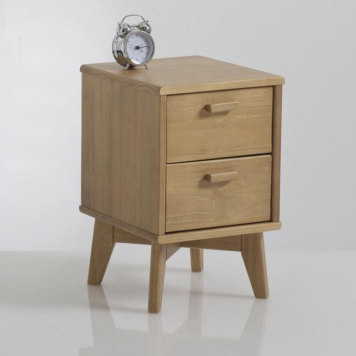 chevet 2 tiroirs anda la redoute interieurs la redoute. Black Bedroom Furniture Sets. Home Design Ideas