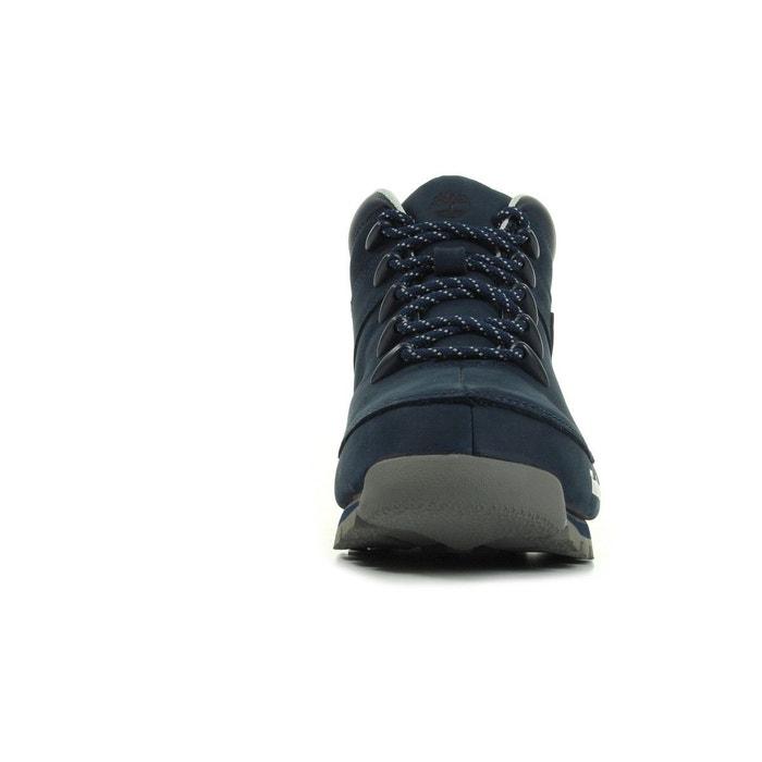 Chaussures eurosprint logo navy bleu Timberland