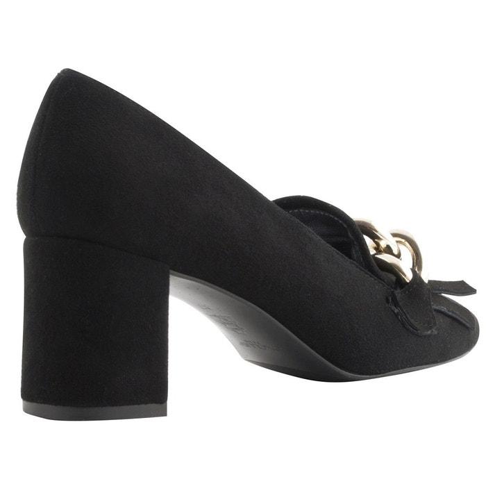 Chaussures à talons gladys noir Exclusif Paris