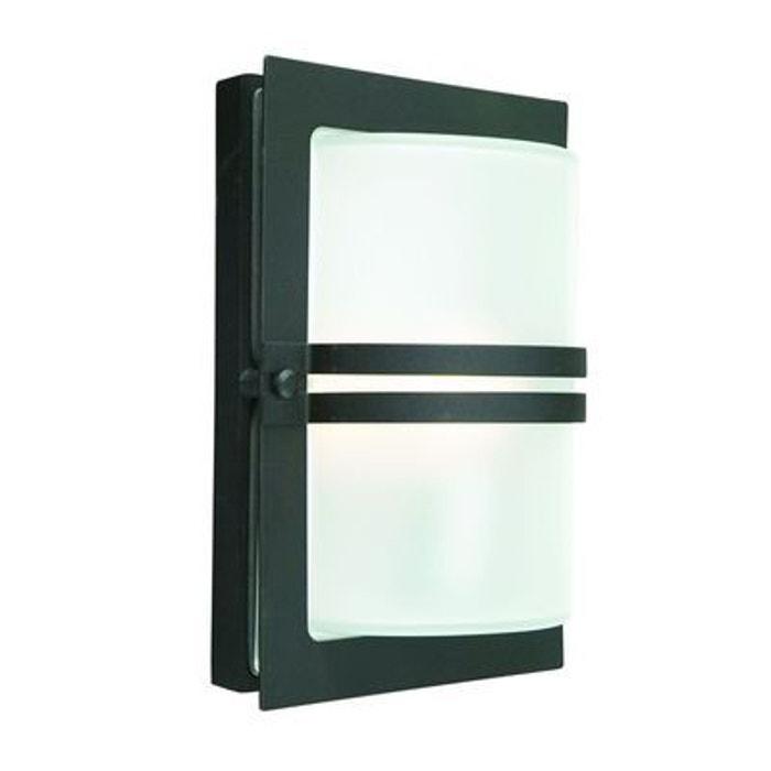 applique noir basel 13w norlys 669sv multicolore. Black Bedroom Furniture Sets. Home Design Ideas