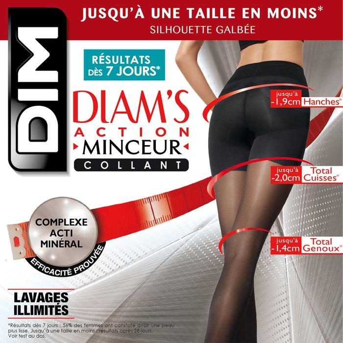 afbeelding Panty's DIAMS Action Minceur dag 45 Deniers DIM