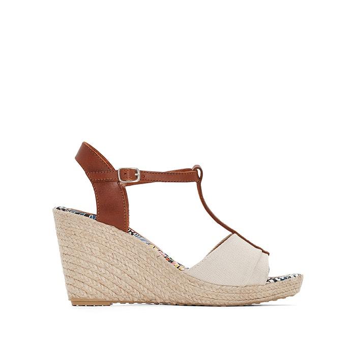 Sandales talon compensé Mirage  PARE GABIA image 0